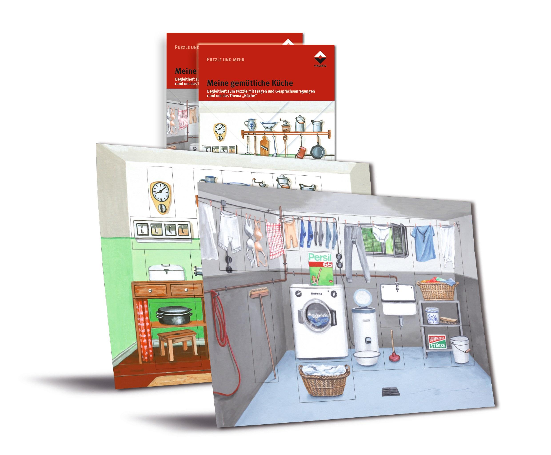 """Entzückend Küche Und Mehr Beste Wahl Puzzle Ii - """"küche & Waschküche  """